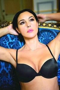 50 anni Monica Bellucci