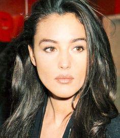 Monica Bellucci Giovane