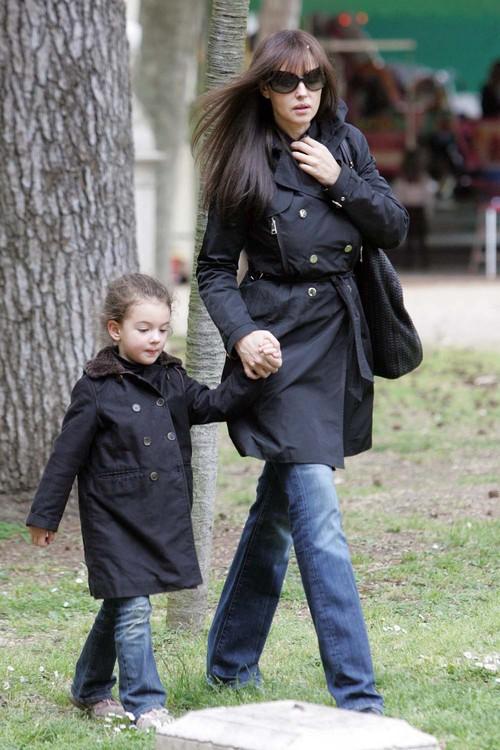 Monica Bellucci figlia