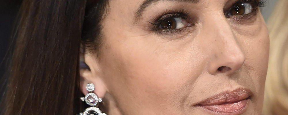 Monica Bellucci occhi