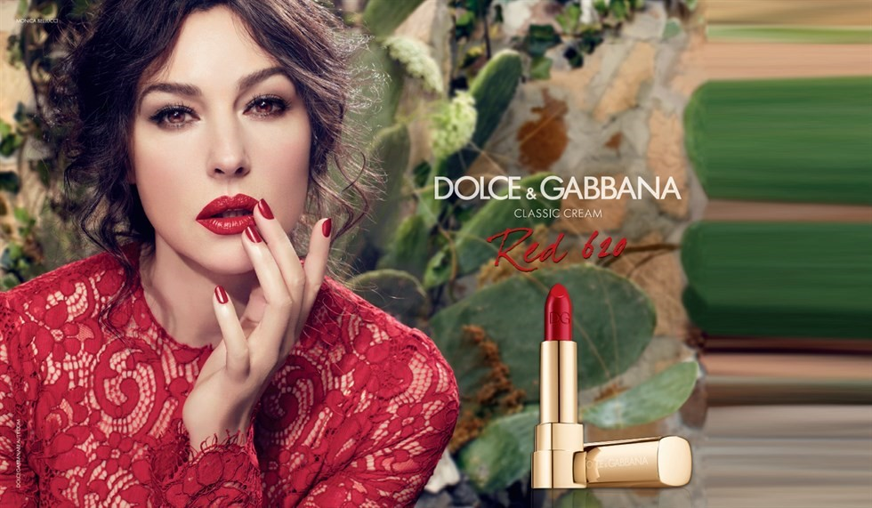 Rossetto D&G Monica Bellucci