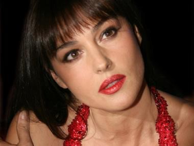 bellezza di monica bellucci