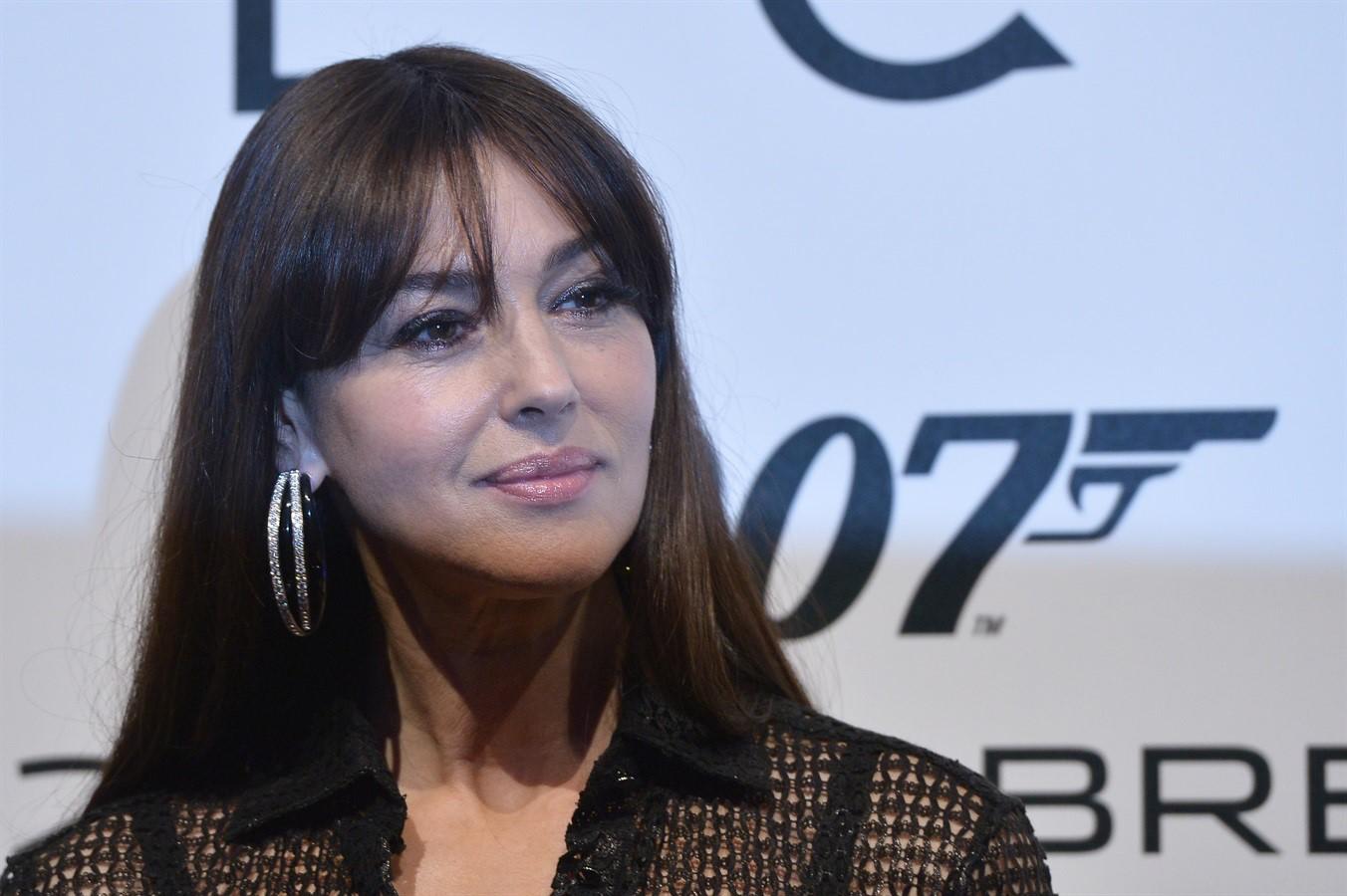 Monica Bellucci 007