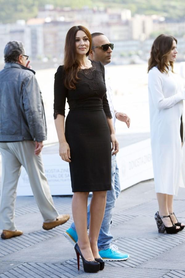Monica Bellucci stile